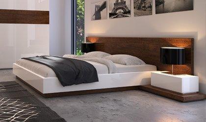Ekskluzywny zestaw mebli do sypialni Infiniti