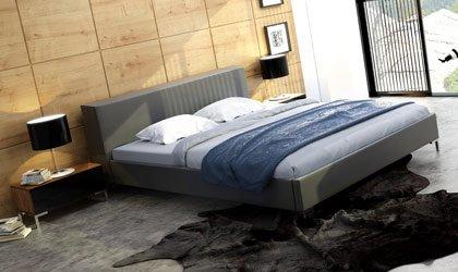 Łóżka do sypialni pod materac 140, 160 lub 180 cm