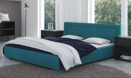 Nowoczesne i funkcjonalne łóżko do sypialni