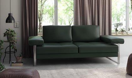 Skórzana sofa Fusion