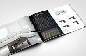 zdjęcie katalogu mebli z sofami i narożnikami