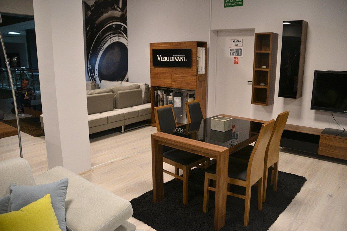 Modele Salon Simple : Salon meblowy vieri divani wrocław w gw domar z sofami i