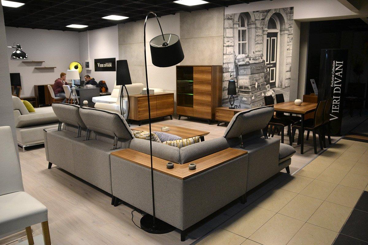 Modele Salon Simple : Salon meblowy vieri divani wrocław w galerii domar z