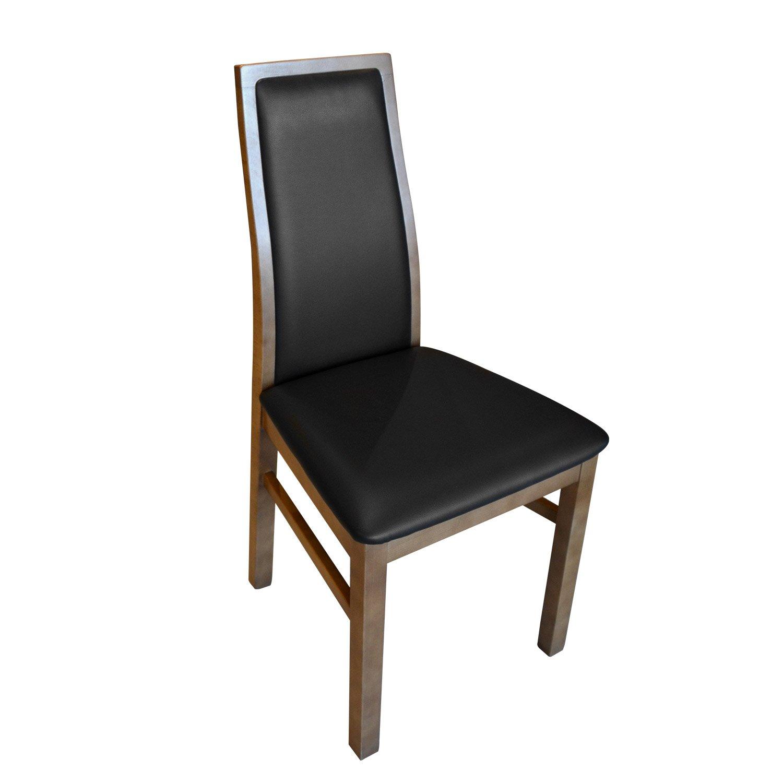 Ponadczasowe Krzesło K1 Z Litego Drewna Z Dowolnym Obiciem