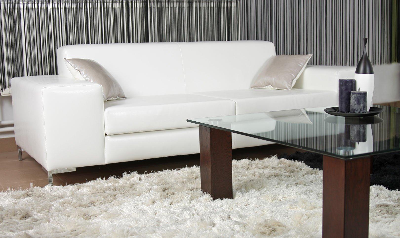 Wspaniały Nowoczesne wypoczynki Milo, sofy z półkami, meble skórzane na wymiar XU98
